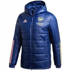Doudoune bench d'entrainement Arsenal FC  2020/21 - Adidas