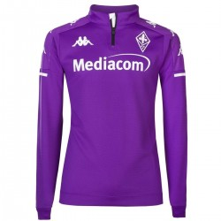 Tech sweat top d'entrainement AC Fiorentinai 2020/21 - Kappa