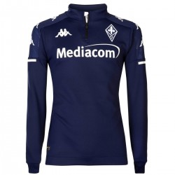 Sudadera tecnica de entreno azul AC Fiorentina 2020/21 - Kappa