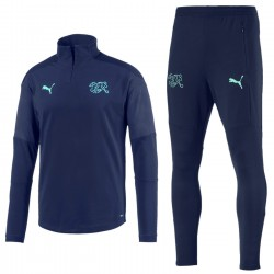 Switzerland navy technical training tracksuit 2020/21 - Puma