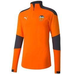 Valencia CF technical training sweatshirt 2020/21 - Puma
