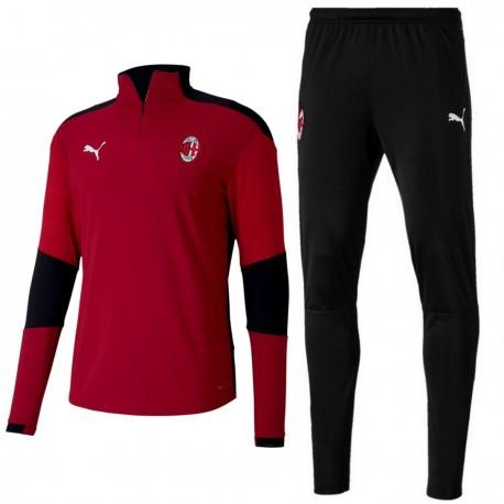 Tuta tecnica allenamento AC Milan 2020/21 - Puma