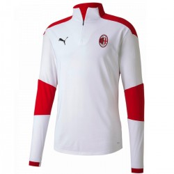 AC Milan Technical Trainingssweat 2020/21 weiss - Puma