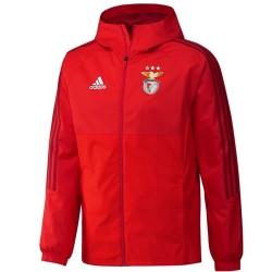 Benfica training technical rain jacket 2017/18 - Adidas