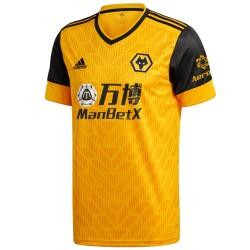 Wolverhampton Wanderers maillot domicile 2020/21 - Adidas