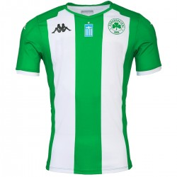 Maillot de foot Panathinaikos domicile 2019/20 - Kappa