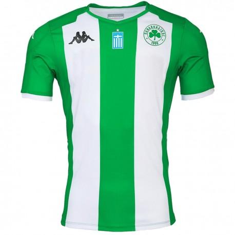 Panathinaikos Athens Home Football shirt 2019/20 - Kappa