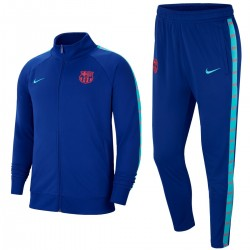 FC Barcelona casual presentation tracksuit 2021 - Nike