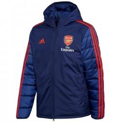 Arsenal FC training bench jacket 2019/20 - Adidas