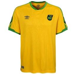 Jamaica primera camiseta de fútbol 2018/20 - Umbro