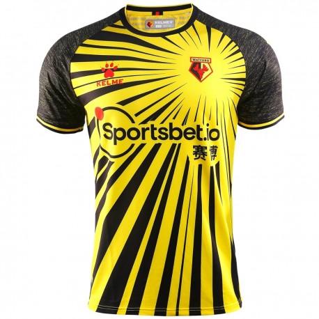 Watford FC Home football shirt 2020/21 - Kelme