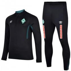 Tuta tecnica allenamento nera Werder Brema 2020 - Umbro