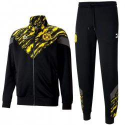 BVB Borussia Dortmund Iconic Fans Präsentationsanzug 2021 - Puma