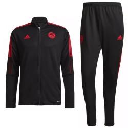 Bayern Munich training bench tracksuit 2021/22 - Adidas