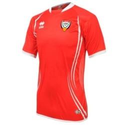 Trikot Nationalmannschaft Vereinigte Arabische Emirate VAE entfernt 2011/12 Errea