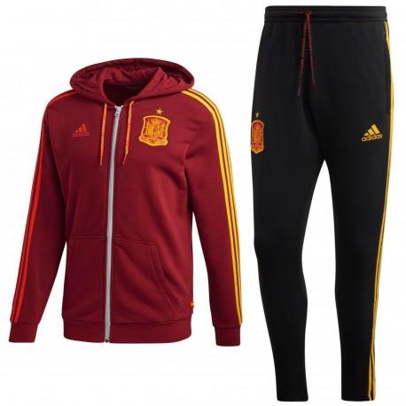 Survetement de presentation casual Espagne 2020/21 - Adidas