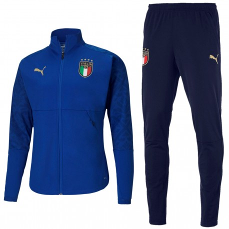 Italy pre-match presentation tracksuit 2020/21 - Puma
