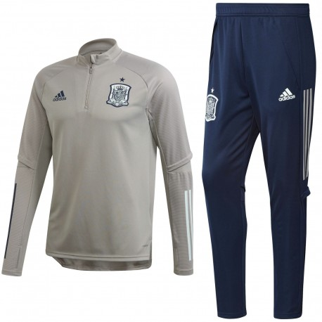 Spanien fußball tech trainingsanzug 2020/21 - Adidas