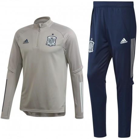 Tuta tecnica allenamento Nazionale Spagna 2020/21 - Adidas