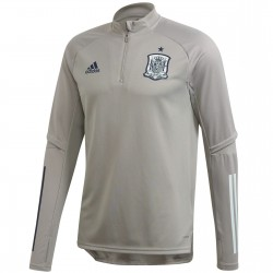 Spain training technical sweatshirt 2020/21 - Adidas