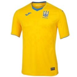 Camiseta de futbol seleccion Ucrania primera 2020/21 - Joma