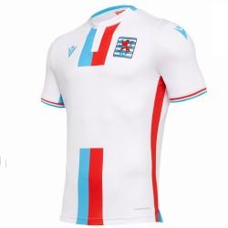 Luxembourg Fußball trikot Away 2020/21 - Macron