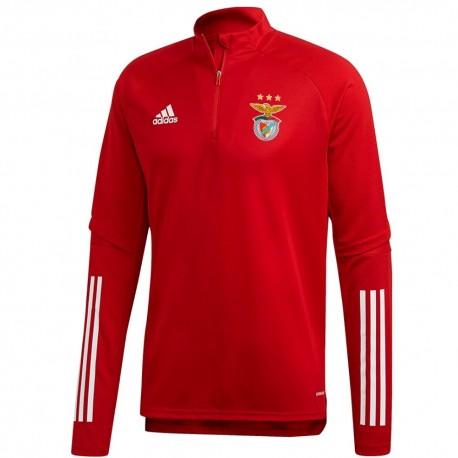 Sudadera tecnica de entreno Benfica 2020/21 - Adidas