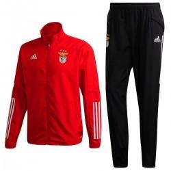 Benfica training presentation tracksuit 2020/21 - Adidas