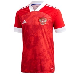 Russia football Home shirt 2020/21 - Adidas
