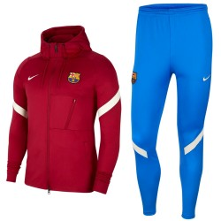 FC Barcelona kapuzen training präsentationsanzug 2021/22 - Nike