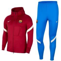 FC Barcelona survetement presentation capuche 2021/22 - Nike