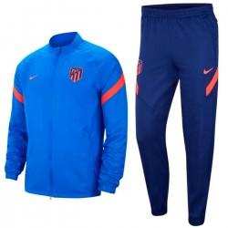 Atletico Madrid training presentation tracksuit 2021/22 - Nike