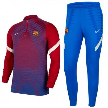 Chandal tecnico entreno FC Barcelona Elite 2021/22 - Nike