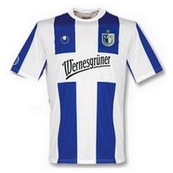 Magdeburg Fußball Trikot Home 09/10 Uhlsport