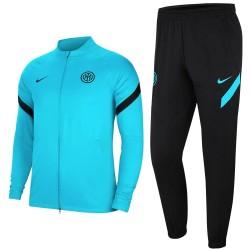 Inter Milan training presentation tracksuit 2021/22 - Nike