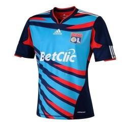 Olympique Lyon dritte Trikot 2010/11 Spieler Rennen Ausgabe von Adidas