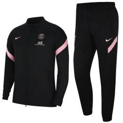 PSG chandal negro de presentación 2021/22 - Nike