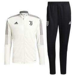 Juventus training bench tracksuit 2021/22 - Adidas