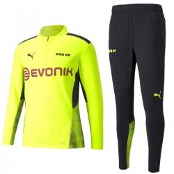 Chandal tecnico entreno Borussia Dortmund 2021/22 fluo - Puma