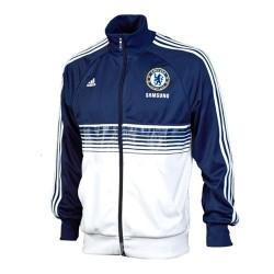 Chaqueta de carrera previa representación Chelsea FC 2012 por Adidas