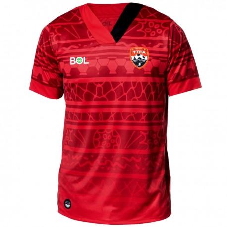 Trinidad and Tobago National team Home football shirt 2021/22 - BOL