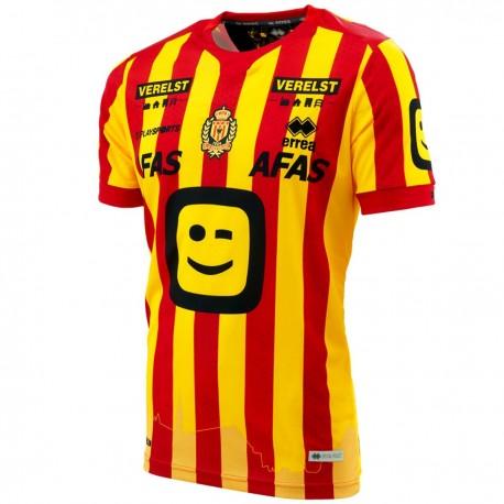 KV Mechelen Home football shirt 2021/22 - Errea