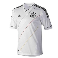 Fußball Trikot Deutschland 2012/13 von Adidas