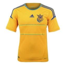 Ucrania nacional camiseta titular 12/13 por Adidas