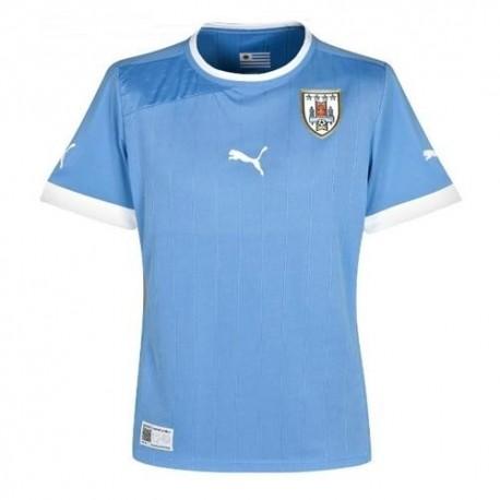 National Uruguay Home shirt 12/13 by Puma