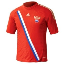 Russia national team Soccer Jersey Home 12/13-Adidas