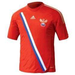 Selección Nacional de Rusia camiseta 12/13-Adidas