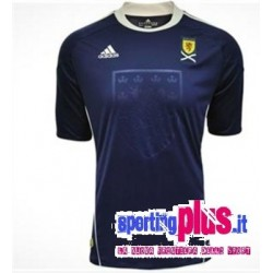 Escocia nacional Jersey 2010/12 Inicio por Adidas
