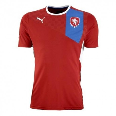 National Czech Republic Home shirt 12/13 by Puma