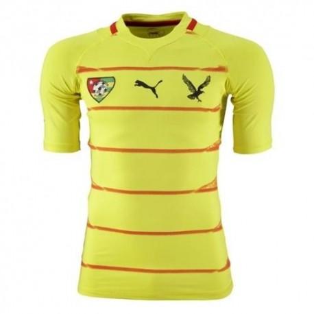 Togo Soccer Jersey 2011/12 Inicio por Puma